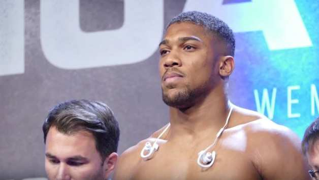 Anthony Joshua Fight Predictions