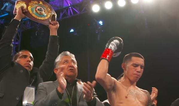 Oscar Valdez vs Miguel Marriaga
