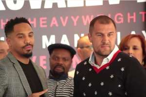 Ward and Kovalev Meet