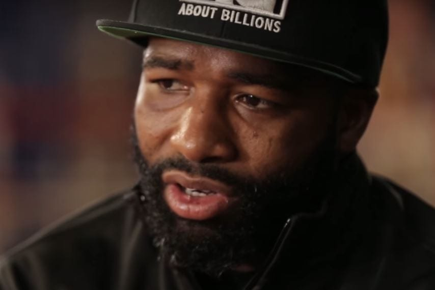 Adrien Broner Reportedly Beaten Up By Rapper In Strip Club