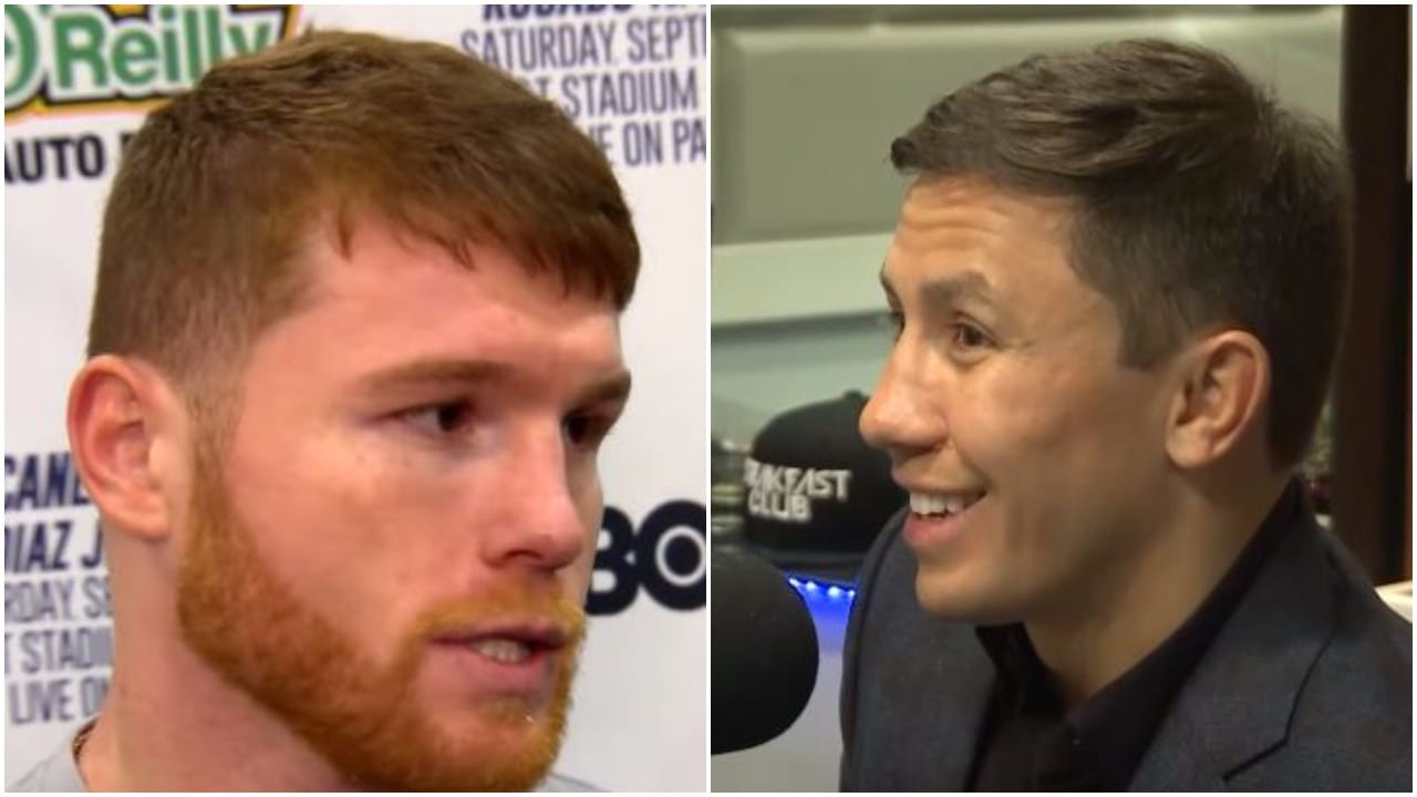 Golovkin vs Canelo LA Press Conference