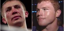 Canelo Alvarez Reacts To Landing Gennady Golovkin Rematch