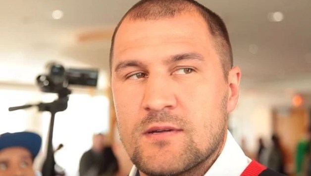 Sergey Kovalev Really