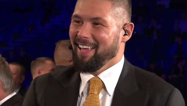 Tony Bellew Retirement