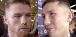 Golovkin vs Canelo Rematch Update