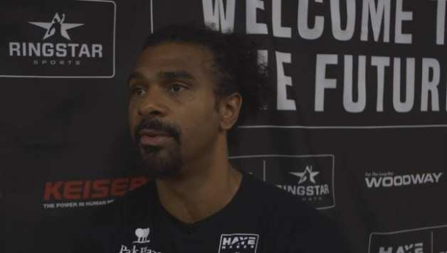 david haye gives
