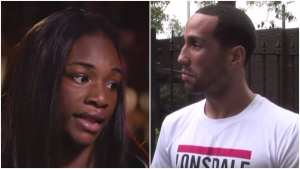 james degale and claressa shields