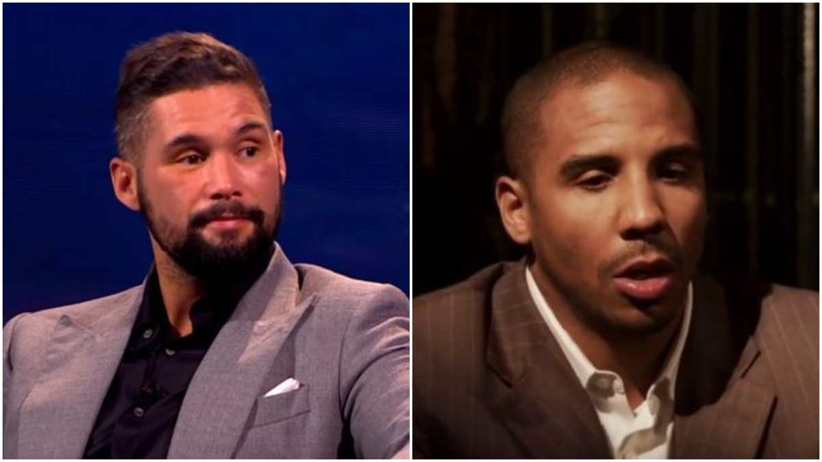 Tony Bellew Reveals He Is In Talks For Fight With Andre Ward
