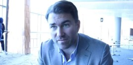 Eddie Hearn Reaffirms His Desire To Get Pacquiao On DAZN