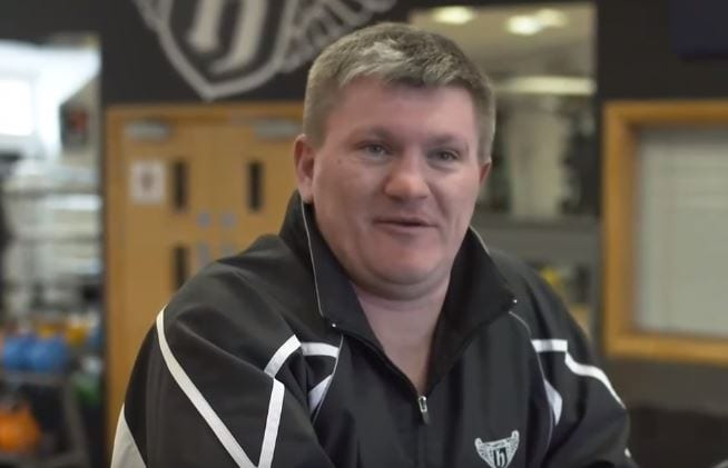 Ricky Hatton's Straight To The Point View Of McGregor Mayweather