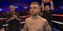 Carl Frampton open
