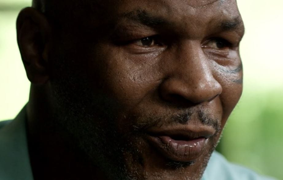 Mike Tyson Opens Up