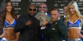 Floyd Mayweather vs Conor McGregor Predictions
