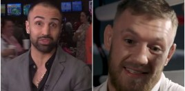 A Year On, Malignaggi and McGregor Renew Their Beef