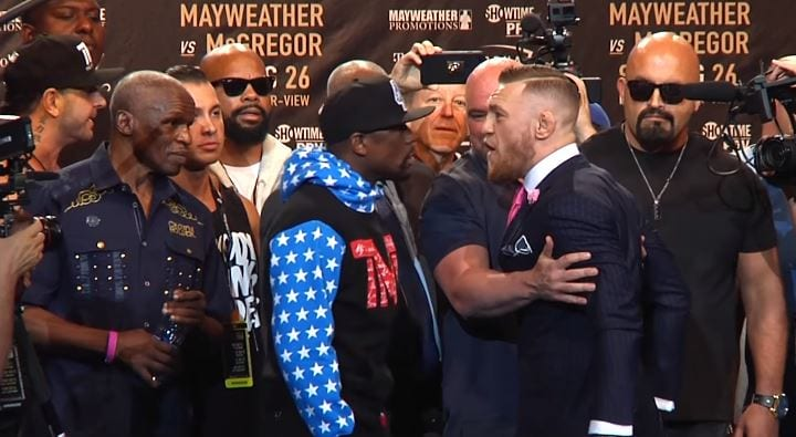 Medical Letter Emerges Urging NSAC To Think Twice About 8 Ounce Gloves For Mayweather vs McGregor