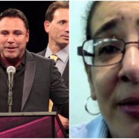 De La Hoya Responds To Controversial GGG-Canelo Scorecard