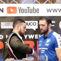 Hughie Fury vs Joseph Parker Weigh In Live Stream