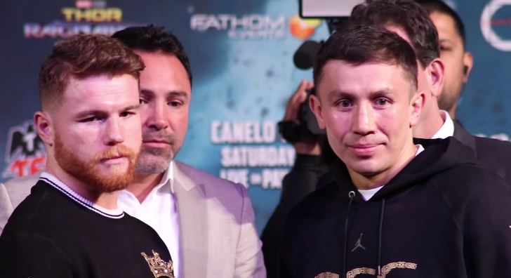 Golovkin Trainer Reveals How Canelo Changed From When He First Met Him