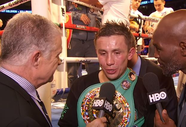 Golovkin and Canelo React