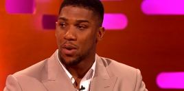 Anthony Joshua Said