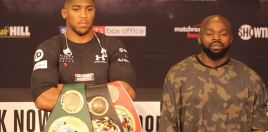 Joshua vs Takam preview and prediction