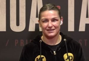 katie taylor reaction