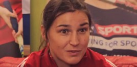 katie taylor world title fight
