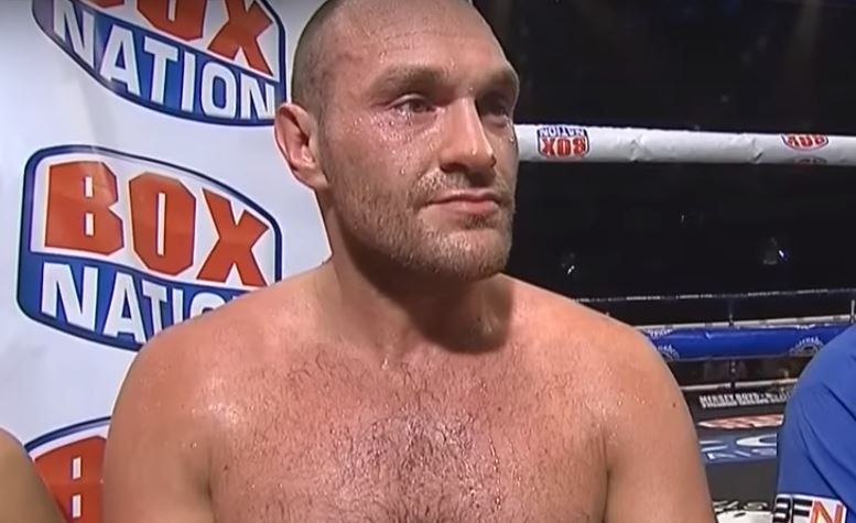 Official: Tyson Fury Cleared By UKAD - Free To Return To Boxing (Details)