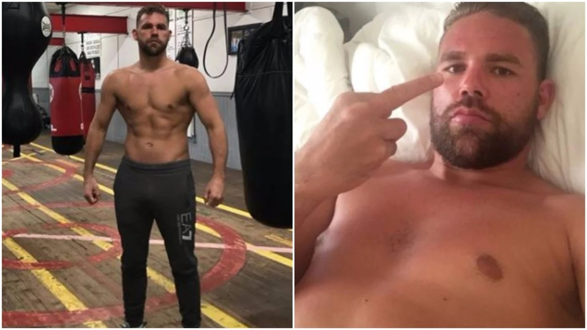 Billy Joe Saunders Transforms Body Ahead Of World Title Defence