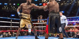 Deontay Wilder Didn't Think