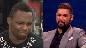 Dillian Whyte Reacts To Bellew vs Usyk Fight