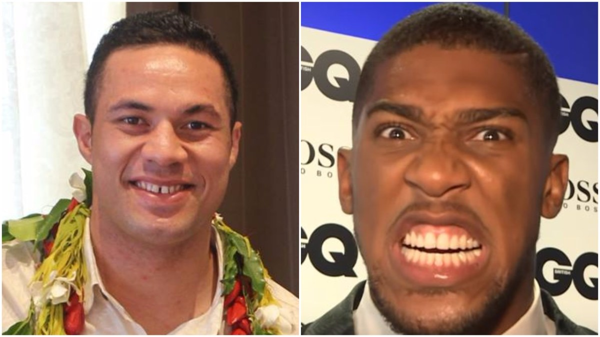 Joseph Parker Is Offering Anthony Joshua Fans £20,000