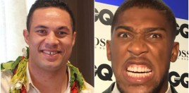 Joseph Parker Is Offering Anthony Joshua