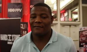 Luis Ortiz Suspension