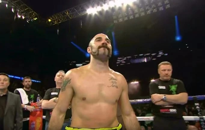 Middleweight Spike O'Sullivan Secures Huge HBO Opportunity