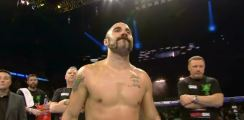 Middleweight Spike O'Sullivan