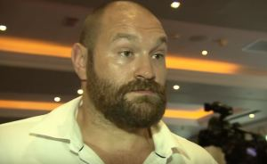 Eddie Hearn Reacts To Tyson Fury