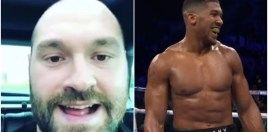 Tyson Fury Goes All Out In His Latest Tirade Against Anthony Joshua, Slams Povetkin Fight