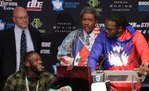 What time is Deontay Wilder vs Stiverne