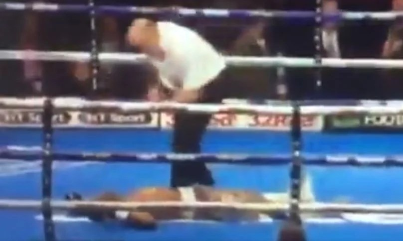 Watch: Zolani Tete Sets Astonishing New World Record For Fastest KO!
