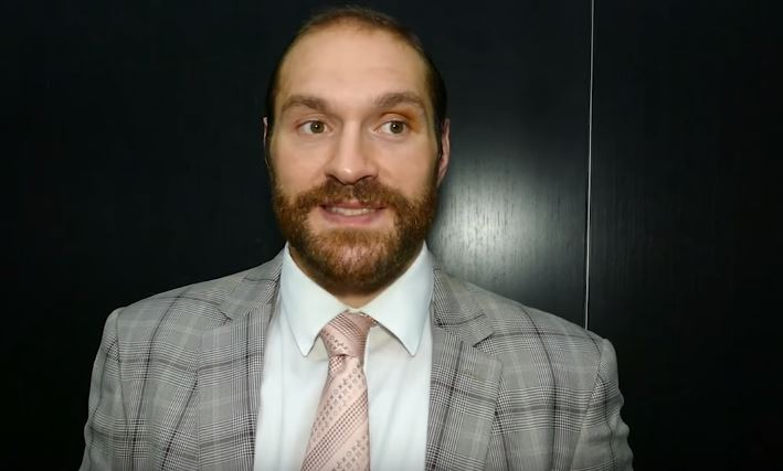 Tyson Fury Makes Promise On Quality Of Opponent For Comeback Fight