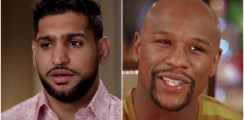 Amir Khan Responds To Mayweather