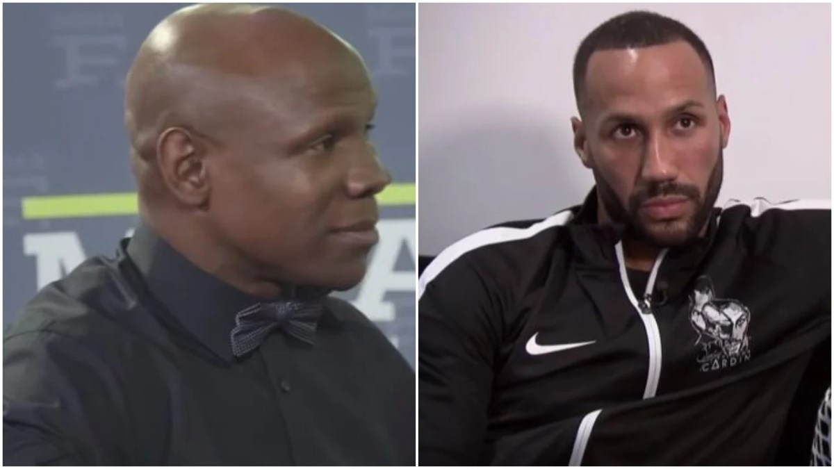 Eubank Senior Reacts To DeGale World Title Upset Embarrassment