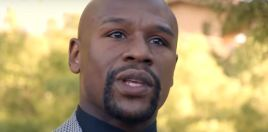 Floyd Mayweather Receives