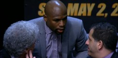Mayweather Responds To Domestic Violence