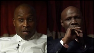 Nigel Benn Responds To Eubank Sr