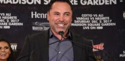 De La Hoya Believes