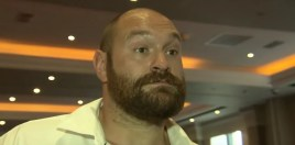 Tyson Fury Set To Lose Ring Magazine Heavyweight Title