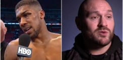 Tyson Fury vs Anthony Joshua Fight News Very Close