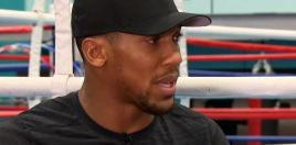 Anthony Joshua Promises